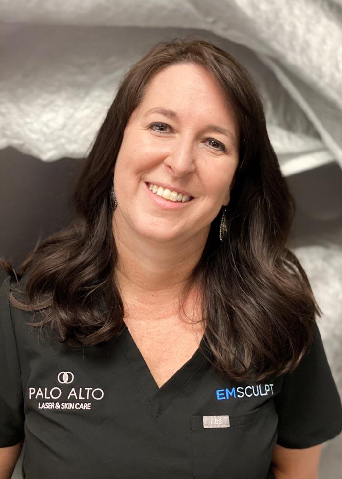 Michelle Osorio, Front Desk Administrator | Palo Alto Laser and Skin Care