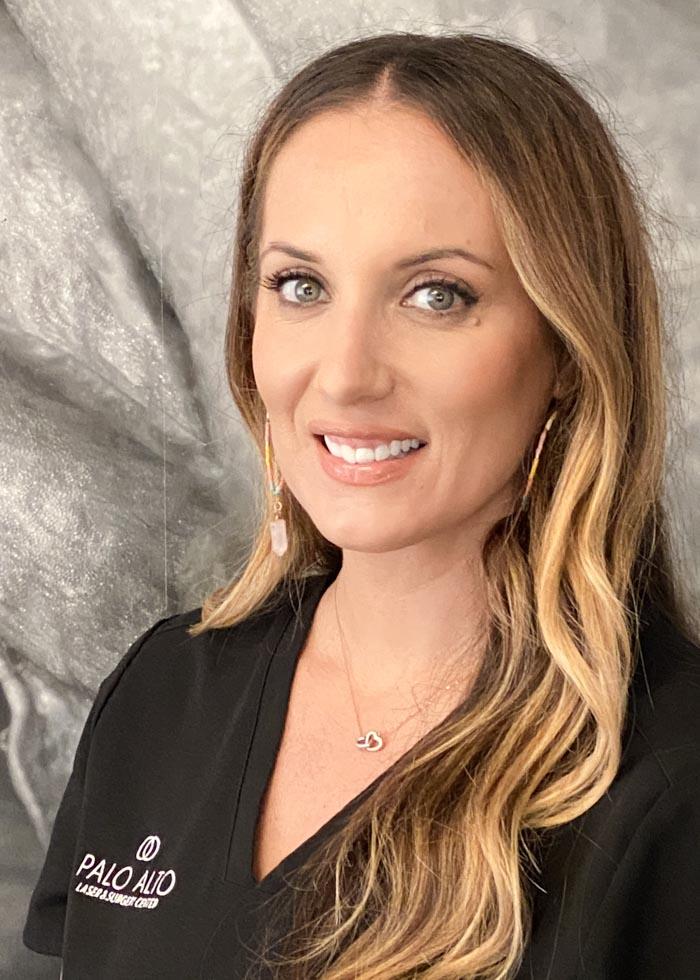 Sari Confrontola, Licensed Esthetician | Palo Alto Laser and Skin Care