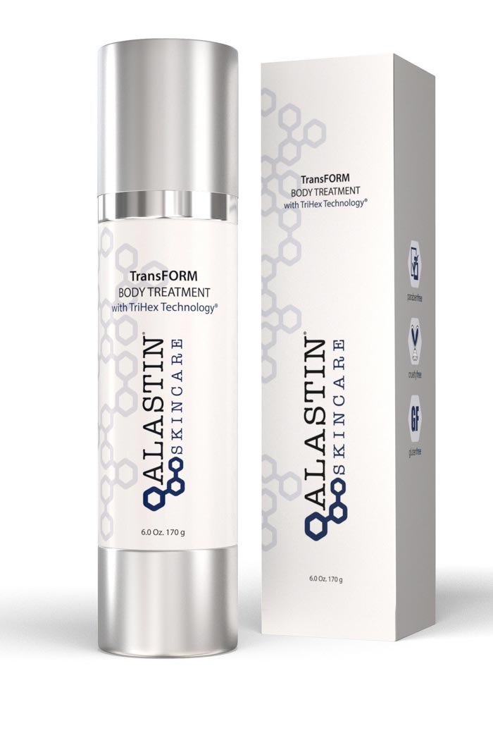 Alastin Skincare TransFORM Body Treatment with TriHex Technology