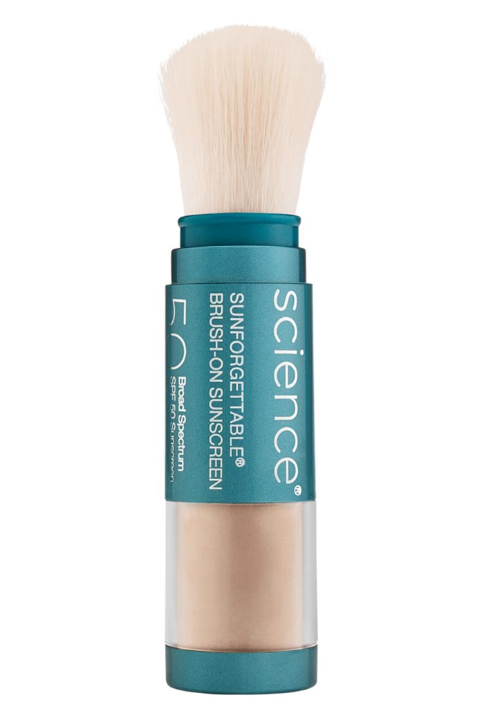 Colorescience Sunforgettable Total Protection Brush On Sheer Matte SPF 30 (Medium)