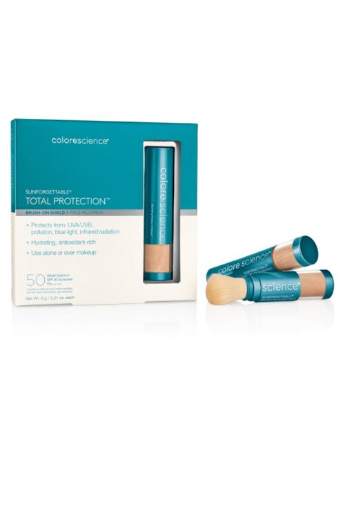 Colorescience Sunforgettable Total Protection Brush On Shield SPF 50 Multipack