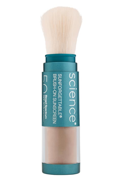 Colorescience Sunforgettable Total Protection Brush-On Shield SPF (Tan)
