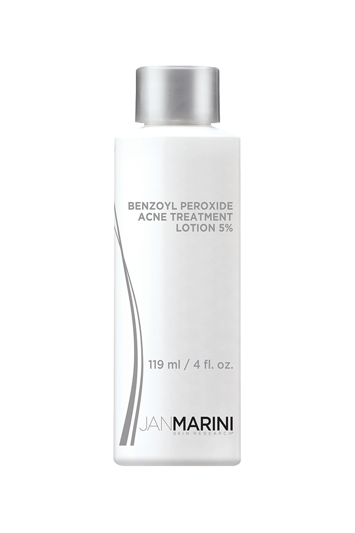 Jan Marini-Benzoyl Peroxide 5%   Palo Alto Laser and Skin Care