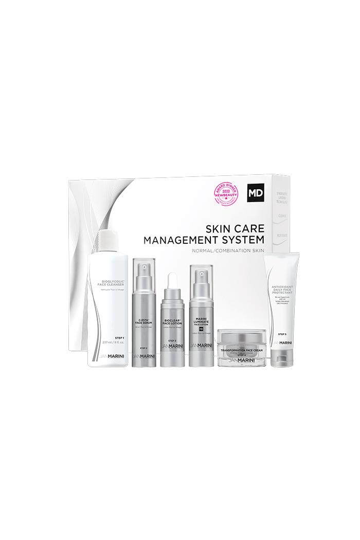 Jan Marini Skin Care Management System | Palo Alto Laser and Skin Care