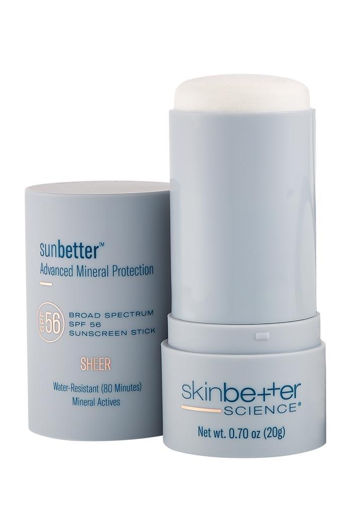 Skin Better sunbetter Sheer SPF 56 Sunscreen Stick