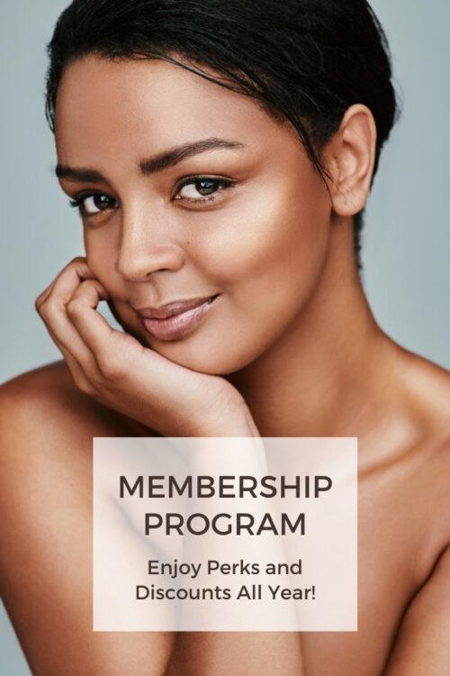 Membership Program | Palo Alto Laser & Skin Care