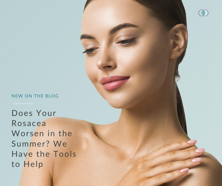 Does Your Rosacea Worsen in the Summer? | Palo Alto Laser & Skin Care