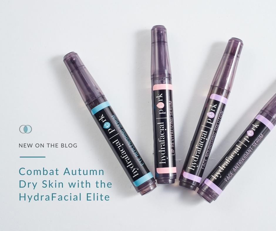 Combat Autumn Dry Skin with the HydraFacial Elite | Palo Alto Laser