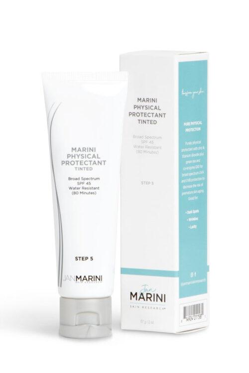 Jan Marini Physical Protectant Tinted SPF 45 | Palo Alto Laser & Skin Care